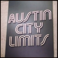 Photo taken at Austin City Limits Live by Antonio C. on 5/6/2013