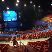 Photo taken at 长隆国际大马戏 Chimelong International Circus by Alan L. on 9/7/2016