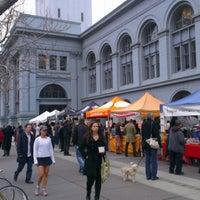 Photo taken at Ferry Plaza Farmers Market by Marek T. on 1/24/2013