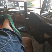 Photo taken at Starbucks by Amy S. on 4/25/2014