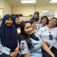 Photo taken at Direktorat Jenderal Pemasyarakatan by Ninon M. on 9/8/2014
