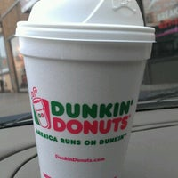 Photo taken at Dunkin Donuts by t2yx on 12/17/2012