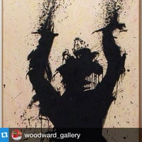 Photo taken at Woodward Gallery by Robert S. on 3/1/2015