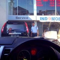 Photo taken at Nissan Martadinata by Feybi I. on 5/9/2014