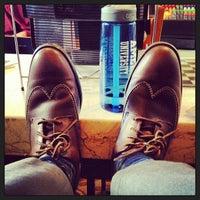 Photo taken at AU – Davenport Coffee Lounge by Nicholas B. on 4/2/2013
