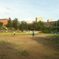 Photo taken at La almudena by Ana G. on 5/10/2014
