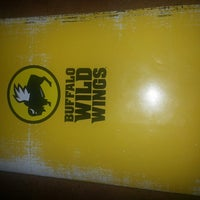 Photo taken at Buffalo Wild Wings by Althia M. on 3/13/2013