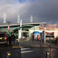 Photo taken at Norton Canes Motorway Services (RoadChef) by Glenn C. on 12/30/2012