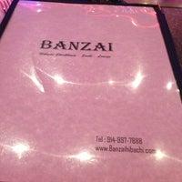 Photo taken at Banzai Hibachi Steakhouse by RC on 1/12/2013