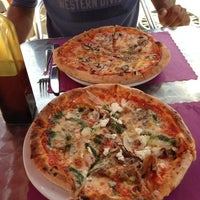 Photo taken at Pizza Nostra by Carmen S. on 11/2/2012