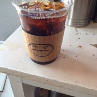 Photo taken at Cafe Grumpy by Dan B. on 3/11/2014