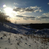 Photo taken at Saugatuck Dunes State Park by Russ H. on 2/23/2013