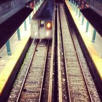 Photo taken at MTA Subway - Newkirk Plaza (B/Q) by Sam M. on 5/15/2013