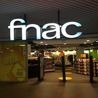 Photo taken at Fnac by Energetic  GOD on 4/5/2013
