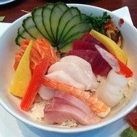 Photo taken at Sushi Katana by Kit C. on 11/4/2012