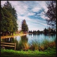 Photo taken at Westlake Park by Sara C. on 3/9/2014