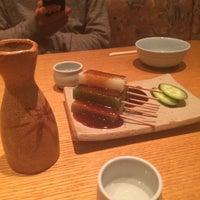 Photo taken at 日本蕎麦 月島上むら by _kana_ F. on 12/28/2015