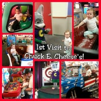 Photo taken at Chuck E. Cheese's by Nicole H. on 4/18/2014