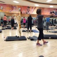 Photo taken at LA Fitness by Helen D. on 9/16/2014