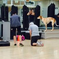 Photo taken at LA Fitness by Helen D. on 10/22/2014