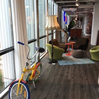 Photo taken at Google Amsterdam by Alice L. on 9/26/2016