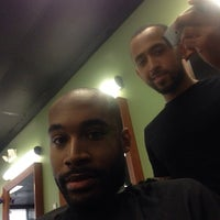 Photo taken at Village Barbershop by Marcus T. on 8/8/2014