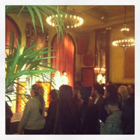 Photo taken at The Jane Hotel Ballroom by Michael G. on 4/4/2013