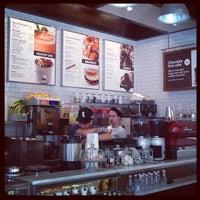 Photo taken at Koffeecake Corner by Michael G. on 9/16/2012