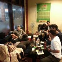 Photo taken at Mazzagena Coffee & Resto by ReshaWeb I. on 5/1/2014