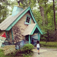 Photo taken at Story Book Forest by Nathan S. on 8/11/2014
