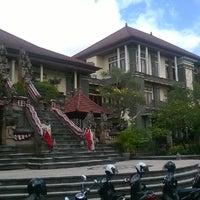 Photo taken at Sekolah Tinggi Pariwisata Bali Internasional (STPBI) by Haufi S. on 5/28/2014