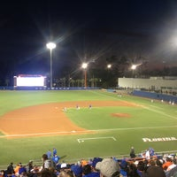 Photo taken at McKethan Stadium at Perry Field by Drew H. on 2/15/2013