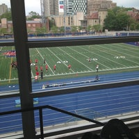Photo taken at Varsity Stadium by William P. on 6/1/2013