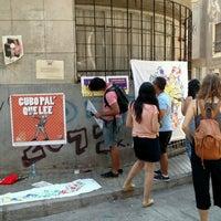 Photo taken at Barrio Lastarria by J. Pablo V. on 11/19/2016