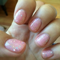 Photo taken at Brookline Natural Nails by Jessica C. on 7/11/2015