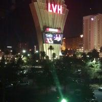 Photo taken at LVH - Las Vegas Hotel & Casino by Matthew M. on 9/29/2012