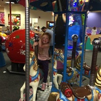 Photo taken at Chuck E. Cheese's by Mike R. on 11/5/2016