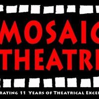 Photo taken at Mosaic Theatre by Richard C. on 9/27/2012