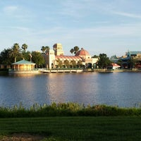 Photo taken at Disney's Coronado Springs Resort and Convention Center by Deb L. on 6/2/2013