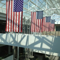 Photo taken at Bulova Corporate Center by Deb C. on 7/19/2013
