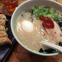 Photo taken at 一風堂 クイーンズイースト店 by hidekki on 1/18/2013