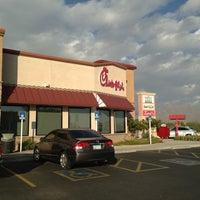 Photo taken at Chick-fil-A by Ricky P. on 12/24/2012