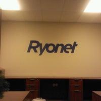 Photo taken at Ryonet by Amanda C. on 12/21/2013