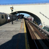 Photo taken at MTA Subway - Astoria/Ditmars Blvd (N/Q) by Michael G. on 4/30/2013
