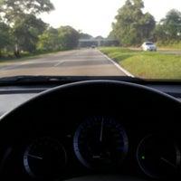 Photo taken at Pasir Gudang Highway by Iman A. on 7/9/2016