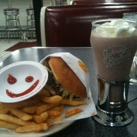 Photo taken at Johnny Rockets by Faisal M. on 12/31/2012