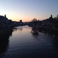 Photo taken at Skeldergate Bridge by Mark t. on 4/19/2014