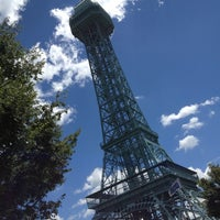 Photo taken at Kings Island by Erin P. on 7/28/2013