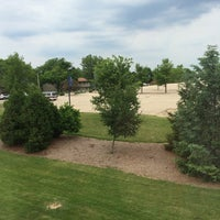 Photo taken at AmericInn by Theresa C. on 6/7/2014