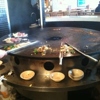 Photo taken at BD's Mongolian Barbeque by Dustin S. on 3/17/2013